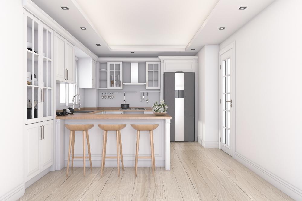 Ordnung in der Küche aufräumen sortieren organisieren richtig einräumen Kühlschrank ausmisten reinigen putzen