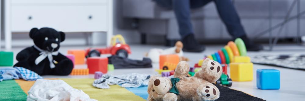 einfach aufräumen step by step Anleitung Frühjahrsputz 2021 28 tage putzplan ordnung halten sauber machen reinigen haushalt wohnung zimmer überfordert unordnung